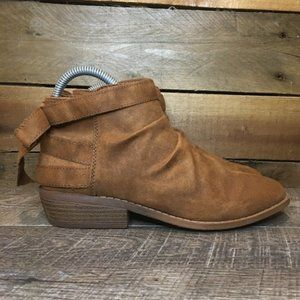 NEW Sugar Snoops Bootie with Bow